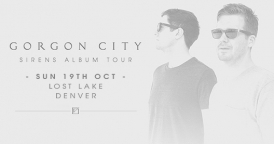 Gorgon City @ Lost Lake