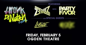Brillz @ Ogden Theatre