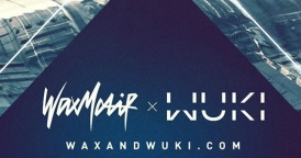Future Thursdays pres. Retrograde Tour feat. Wax Motif + Wuki