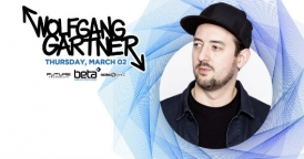 Future Thursdays feat. Wolfgang Gartner