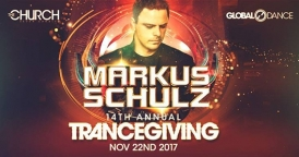 Trancegiving: Markus Schulz (Thanksgiving Eve)